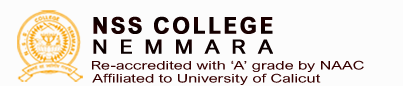 Nss College Nemmara Logo